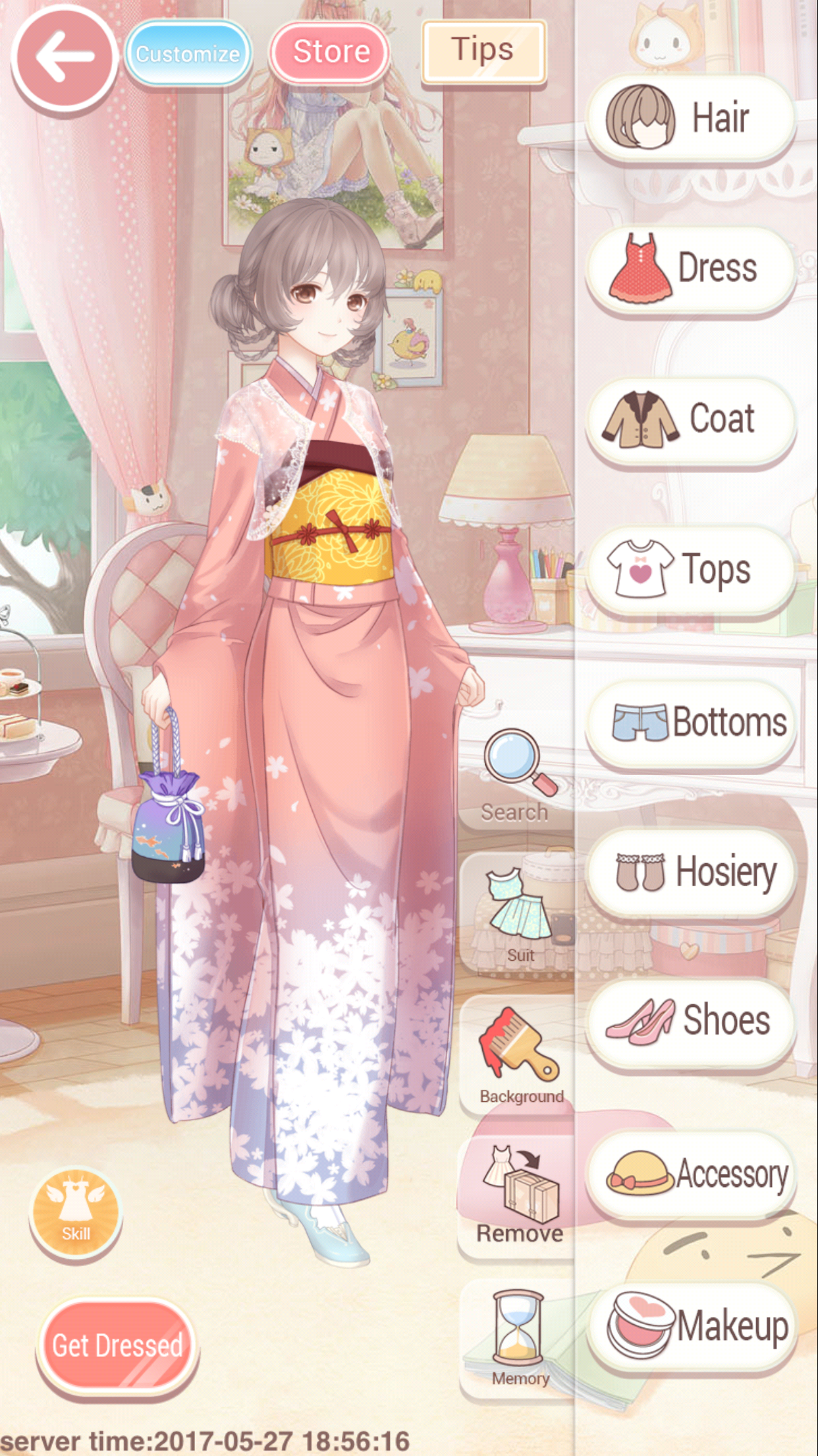 love nikki stylist arena guide cloud lady