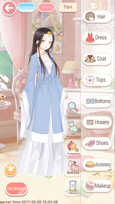 love nikki princess guide chapter 10