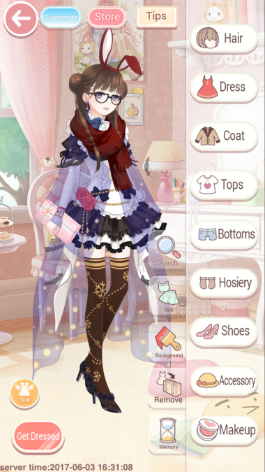Love Nikki Christmas Reunion.Stylist S Arena Love Nikki Dress Up Queen Guide