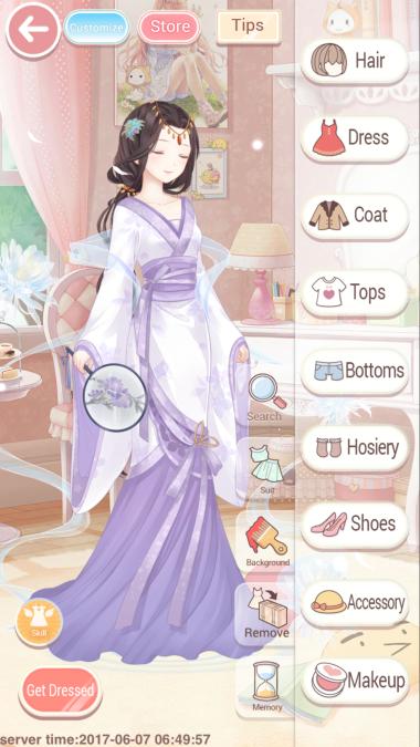 love nikki 9-6 princess guide